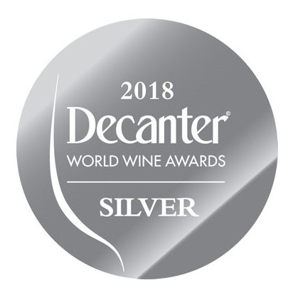 Decanter 2018 Silver Medal