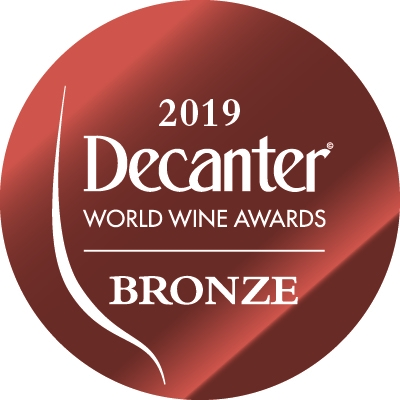 Decanter 2019 Bronze Medal